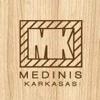 Karkasinių namų statyba Logo